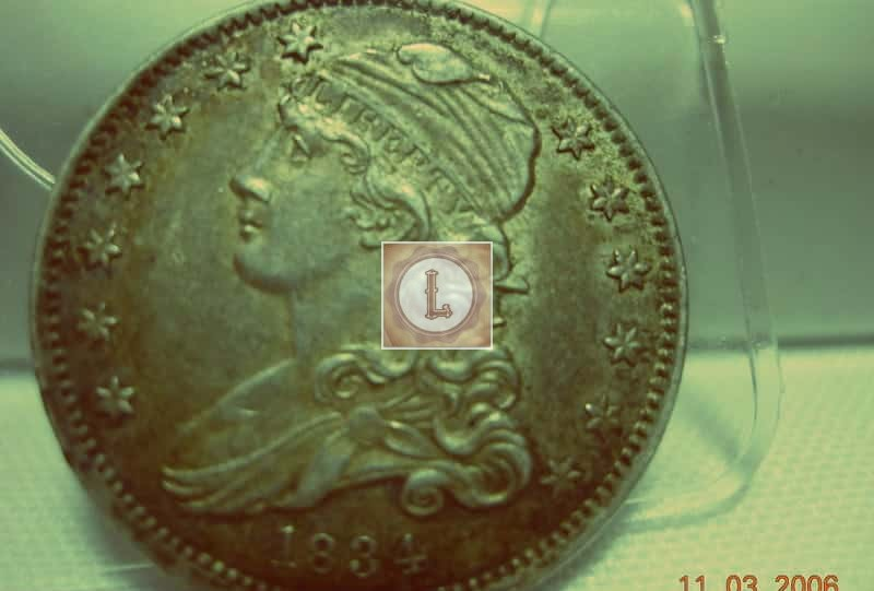 Маленький серебряный доллар