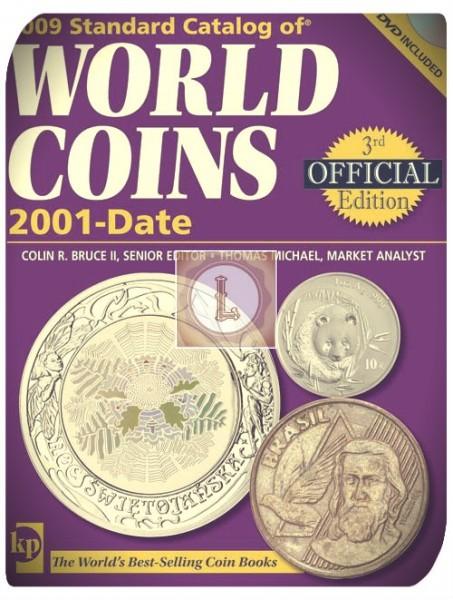 ТОП 3 - Каталоги монет Krause на английском языке