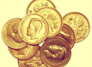 Редкие монеты царской России