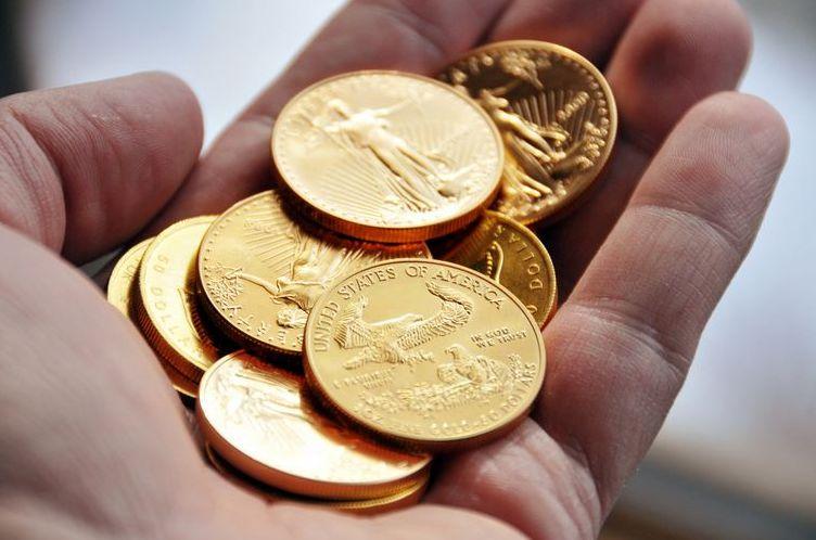 Инвестиционные монеты США